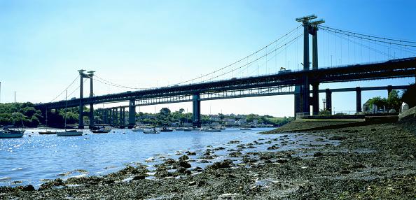 Suspension Bridge「Tamar bridge, Plymouth, Devon, UK」:写真・画像(18)[壁紙.com]