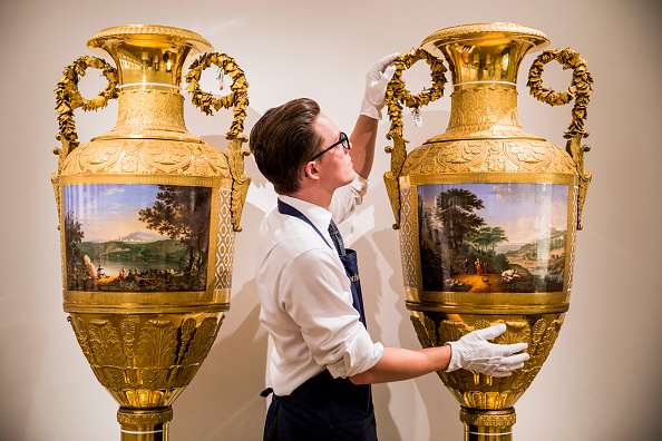 花瓶「Sotheby's London Russian Sales」:写真・画像(13)[壁紙.com]