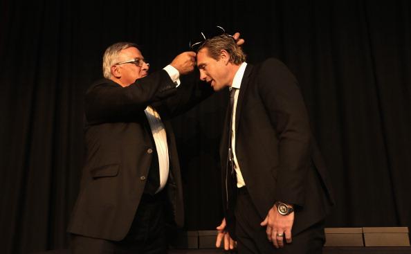 Justin Marshall「New Zealand All Blacks Reunion Dinner」:写真・画像(5)[壁紙.com]