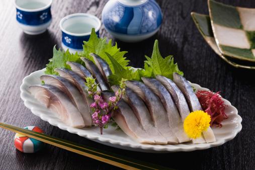 Sake「Vinegared Mackerel」:スマホ壁紙(15)