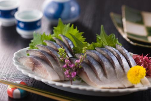Sake「Vinegared Mackerel」:スマホ壁紙(16)