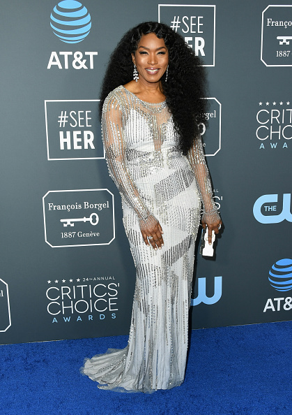 フロアレングス「The 24th Annual Critics' Choice Awards - Arrivals」:写真・画像(15)[壁紙.com]