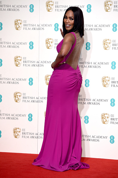 Alternative Pose「EE British Academy Film Awards - Winners Room」:写真・画像(3)[壁紙.com]