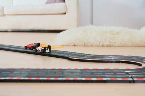 Hobbies「Part of toy racetrack」:スマホ壁紙(14)