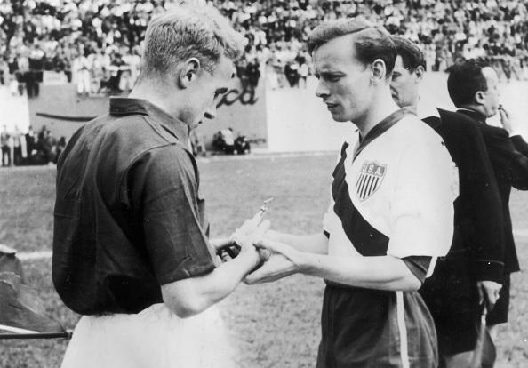 1950~1959年「England v USA」:写真・画像(13)[壁紙.com]