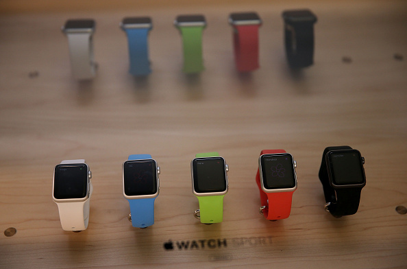 Apple Watch「Apple Watch Available Within Apple Stores」:写真・画像(4)[壁紙.com]
