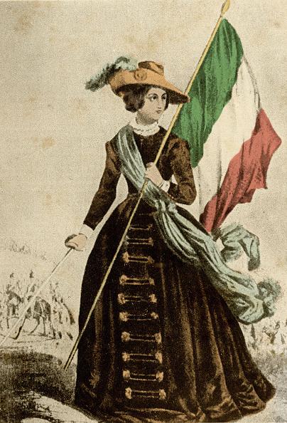 Printmaking Technique「Cristina Trivulzio Di Belgiojoso (1808-1871)」:写真・画像(0)[壁紙.com]