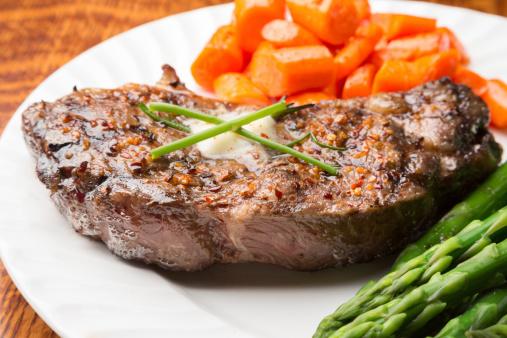 Herb Sauce「Big Kobe New York Steak」:スマホ壁紙(15)