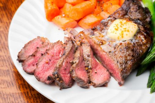 Herb Sauce「Big Kobe New York Steak」:スマホ壁紙(18)
