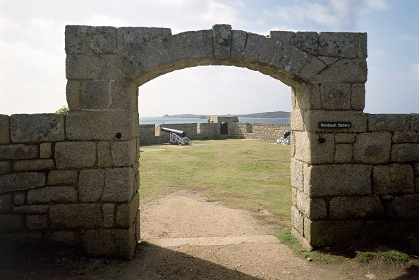 Power Supply「Woolpack Battery, Garrison Walls, Hugh Town, St Mary's, Isles of Scilly, c2000s(?)」:写真・画像(8)[壁紙.com]