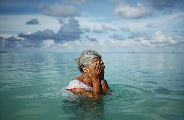 Pacific Islands「Rising Sea Levels Threaten Coral Atoll Nation Of Tuvalu」:写真・画像(15)[壁紙.com]