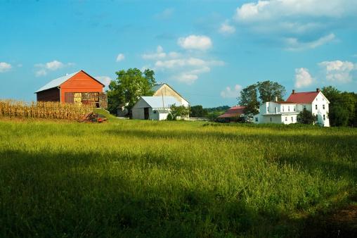 Pennsylvania「Amish Homestead」:スマホ壁紙(18)