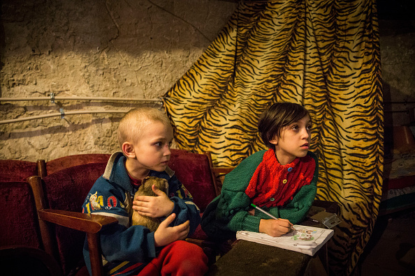 Architectural Feature「Conflict In Eastern Ukraine Takes Its Toll On Donetsk」:写真・画像(13)[壁紙.com]