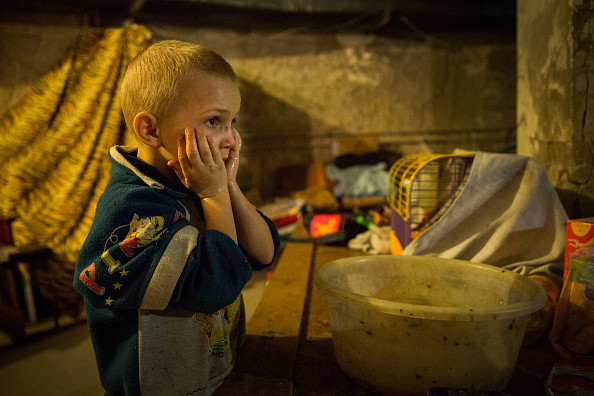 Architectural Feature「Conflict In Eastern Ukraine Takes Its Toll On Donetsk」:写真・画像(12)[壁紙.com]
