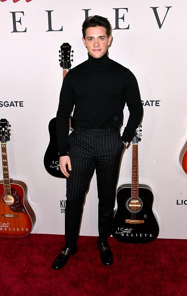 "Casey Cott「Premiere Of Lionsgate's ""I Still Believe"" - Arrivals」:写真・画像(18)[壁紙.com]"