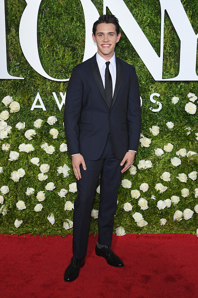 Casey Cott「2017 Tony Awards - Arrivals」:写真・画像(7)[壁紙.com]