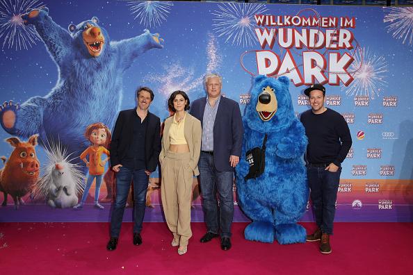 "Ben A「""Willkommen im Wunder Park"" Premiere In Berlin」:写真・画像(14)[壁紙.com]"
