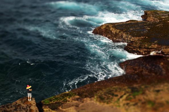 New South Wales「Rock Fishing In Sydney」:写真・画像(7)[壁紙.com]