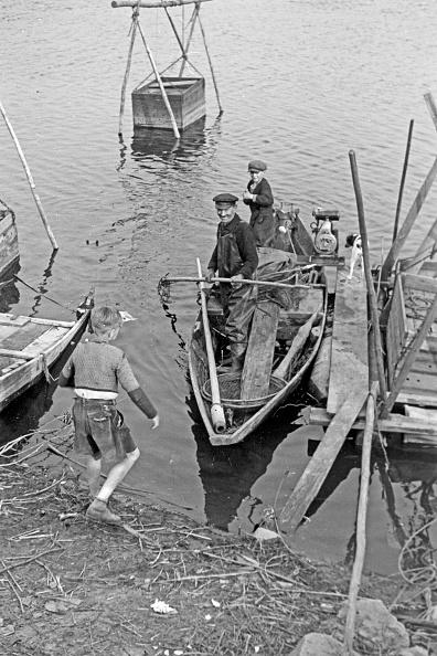 Fisherman「Fishermen In Lebus」:写真・画像(19)[壁紙.com]