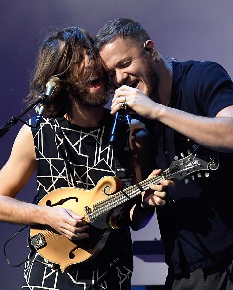 ラスベガスアリーナ「Imagine Dragons In Concert At T-Mobile Arena In Las Vegas」:写真・画像(8)[壁紙.com]