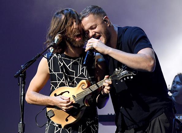 ラスベガスアリーナ「Imagine Dragons In Concert At T-Mobile Arena In Las Vegas」:写真・画像(10)[壁紙.com]