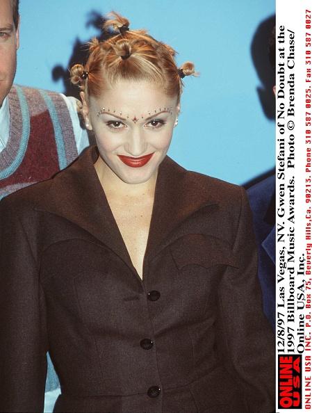 1990-1999「12/8/97 Las Vegas, NV. Gwen Stefani of No Doubt at the 1997 Billboard Music Awards.」:写真・画像(5)[壁紙.com]