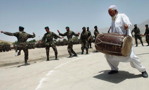 Clear Sky「Afghan National Army Graduation Ceremony In Kabul」:写真・画像(5)[壁紙.com]