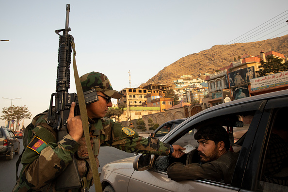 Kabul「Kabul On Edge As Attacks Increase Ahead of Elections」:写真・画像(5)[壁紙.com]