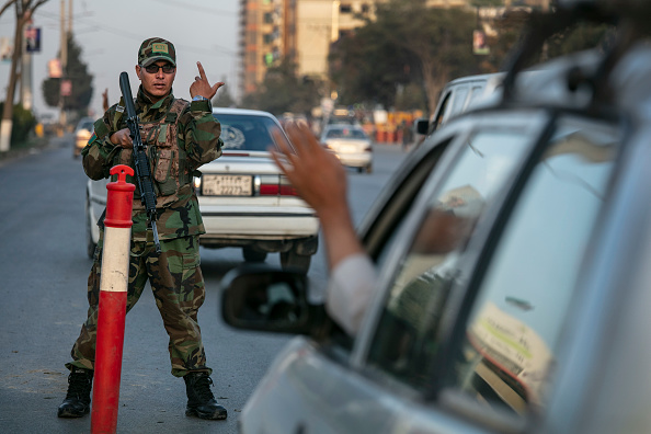 Kabul「Kabul On Edge As Attacks Increase Ahead of Elections」:写真・画像(13)[壁紙.com]