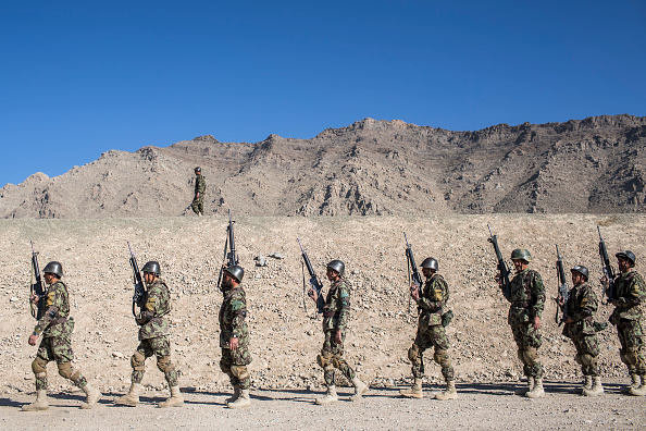 Kabul「ANA Recruits Trained For Service At Kabul Military Training Center」:写真・画像(19)[壁紙.com]