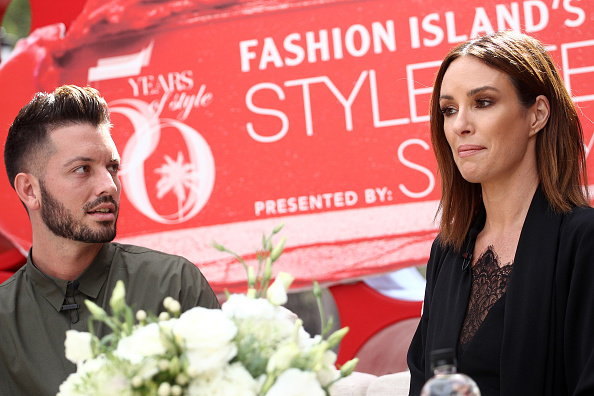 Catt Sadler「Fashion Island's StyleWeekOC Presented By SIMPLY」:写真・画像(0)[壁紙.com]