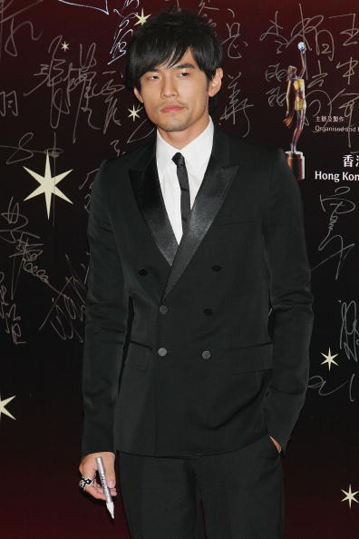One Man Only「26th Annual Hong Kong Film Awards - Arrivals」:写真・画像(11)[壁紙.com]