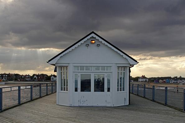 Overcast「Pier, Southwold, Suffolk.」:写真・画像(6)[壁紙.com]