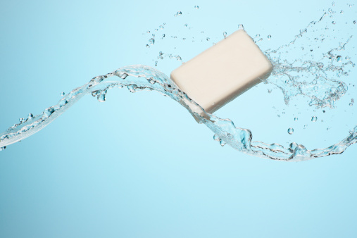 Soap「Big Slash With a bar of soap」:スマホ壁紙(17)