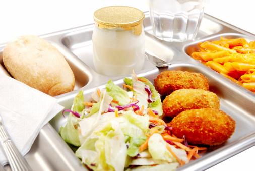 Salad「School's lunch」:スマホ壁紙(10)