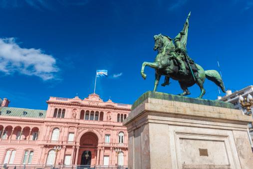 Presidential Palace「Casa Rosada, Buenos Aires」:スマホ壁紙(12)