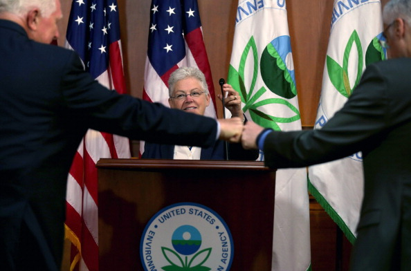 United States Environmental Protection Agency「EPA Admin Gina McCarthy Announces New Regulations Under Obama's Climate Action Plan」:写真・画像(13)[壁紙.com]