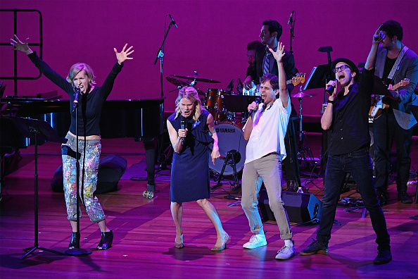 Annual Event「NYCLU Hosts Annual 'Broadway Stands Up For Freedom' Concert」:写真・画像(9)[壁紙.com]