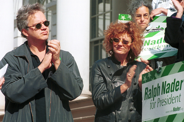 Support「Campaign Rally for Nader at City Hall」:写真・画像(15)[壁紙.com]