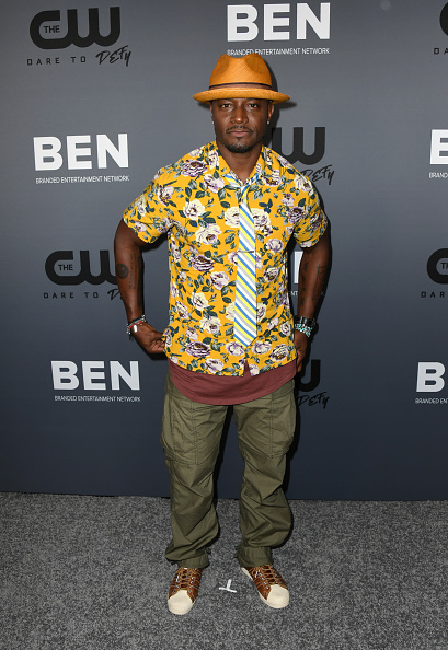 Cream Colored「The CW's Summer TCA All-Star Party - Arrivals」:写真・画像(19)[壁紙.com]