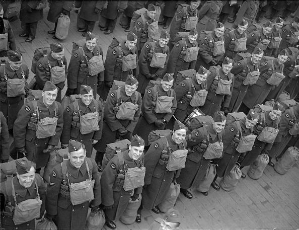 カナダ文化「Canadian Troops」:写真・画像(11)[壁紙.com]
