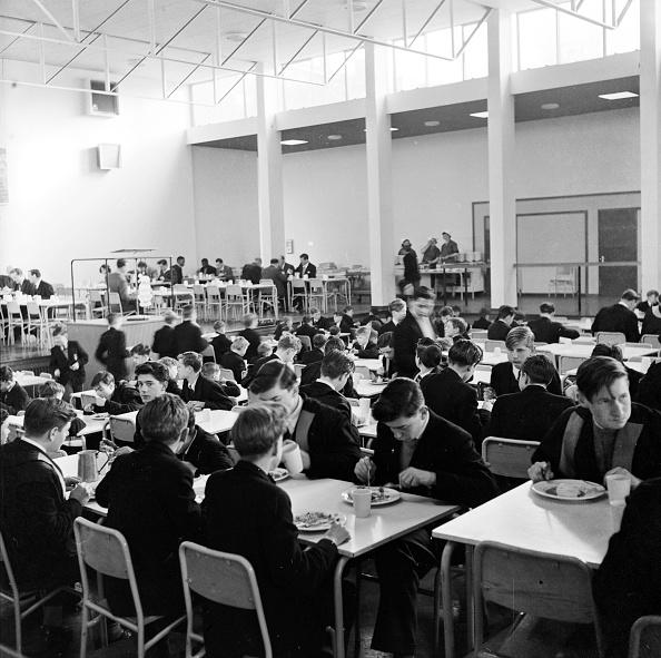 Dining Room「School Dinner」:写真・画像(3)[壁紙.com]