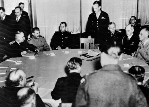 Franklin Roosevelt「Yalta Conference」:写真・画像(14)[壁紙.com]