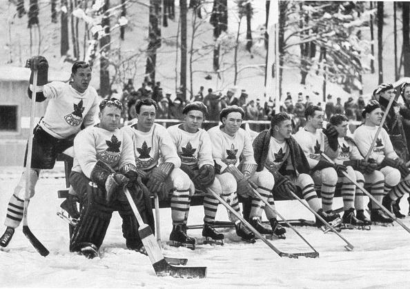 オリンピック「Canadian Ice Hockey」:写真・画像(16)[壁紙.com]