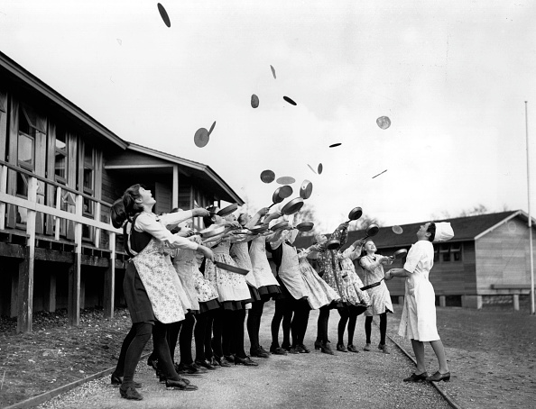 Throwing「Shrove Toss」:写真・画像(8)[壁紙.com]