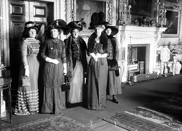 Exclusive「Edwardian Ladies」:写真・画像(10)[壁紙.com]