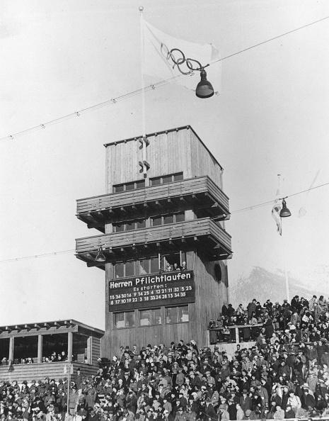Garmisch-Partenkirchen「Olympic Tower」:写真・画像(18)[壁紙.com]