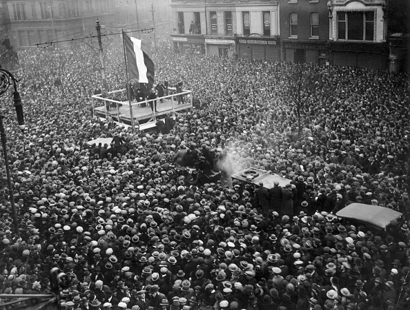 Dublin - Republic of Ireland「Public Rally」:写真・画像(18)[壁紙.com]