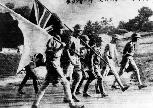 Surrendering「British Surrender」:写真・画像(11)[壁紙.com]