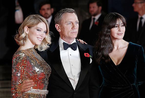 動画「Royal Film Performance: 'Spectre'」:写真・画像(10)[壁紙.com]